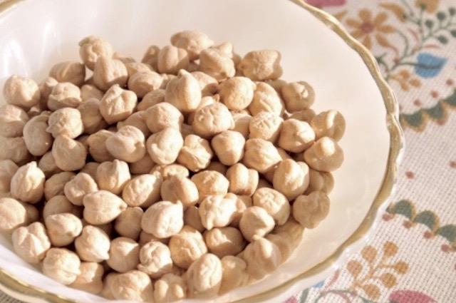 ひよこ豆のペースト(フムス)のレシピ