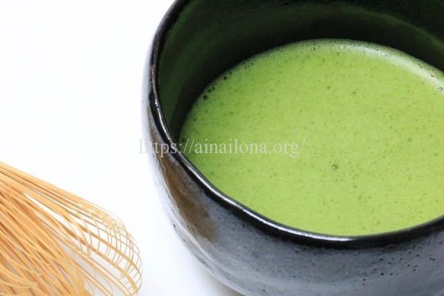 抹茶のすごい効果とレシピ