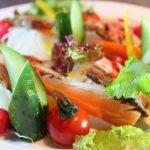 サラダディナーのレシピ