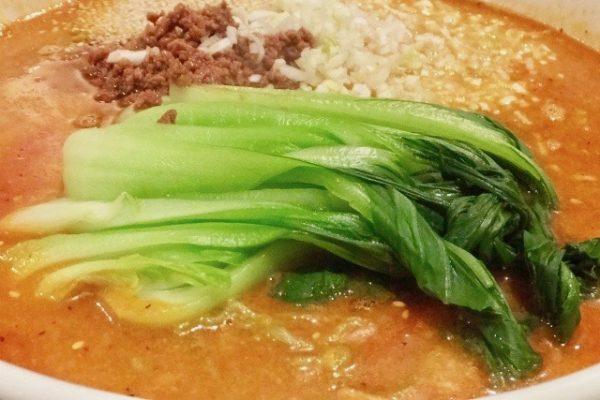 茂出木シェフの冷やし担々麺のレシピ
