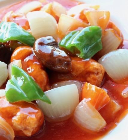 平野レミの揚げずに簡単・や酢豚のレシピ