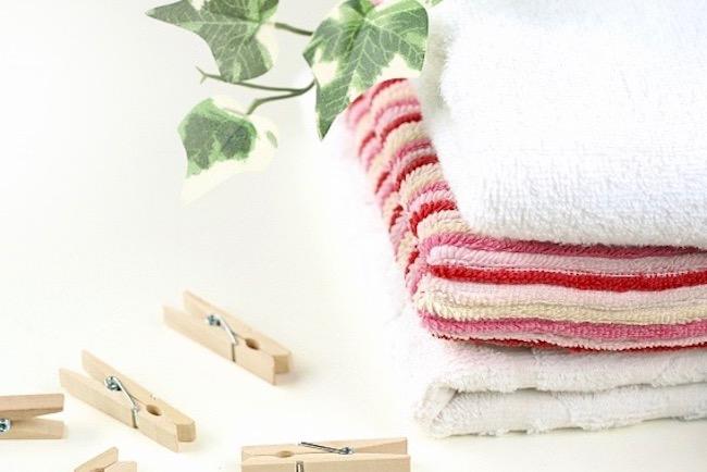 ジッパーロックとセスキ炭酸ソーダでつけおき洗濯のやり方