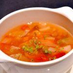 シンプルレシピ・豆とソーセージのビストロ風煮込みの作り方
