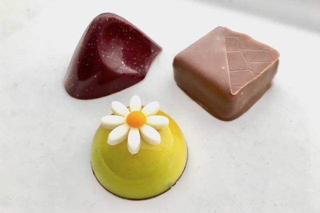 クラブハリエのチョコレート