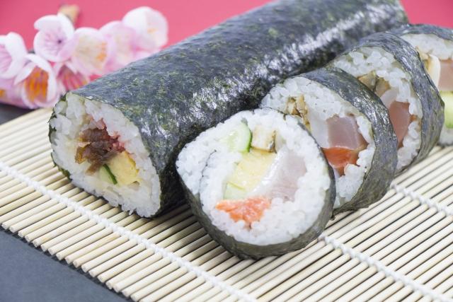 巻き寿司3種(恵方巻き・太巻き)のレシピ
