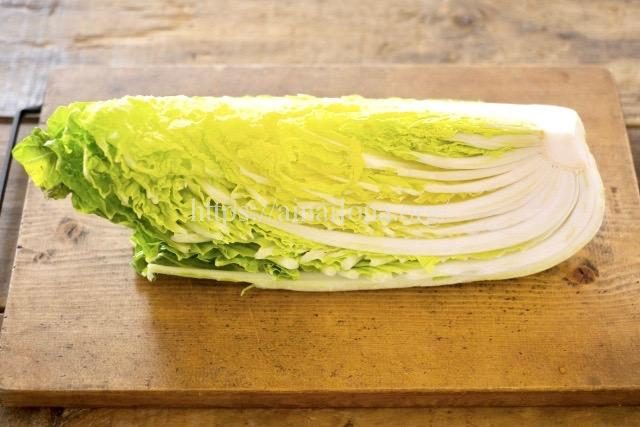 ウル得マンの白菜レシピ