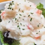 伝説の家政婦たーちゃんのセロリのポテトサラダのレシピ