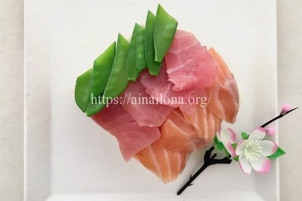 みかん風味のシーフードちらし寿司のレシピ