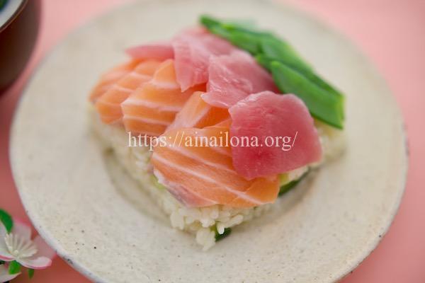 みかん風味シーフードちらし寿司のレシピ