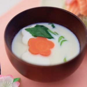 かんたん豆乳スープのレシピ