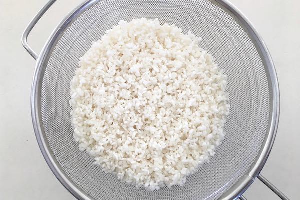 ツナとさつまいもの炊き込みご飯のレシピ