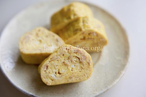 野崎洋光のツナの卵焼きのレシピ