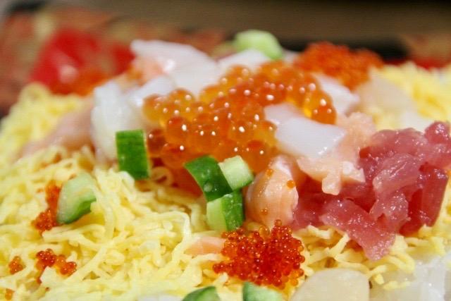 イタリアンちらし寿司のレシピ