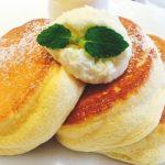 極厚ふわふわパンケーキのレシピ