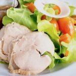 家政婦マコさんのキウイと鶏むね肉ステーキのレシピ