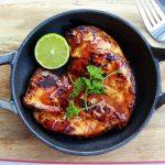家政婦マコさんのハッセルバックチキンのレシピ